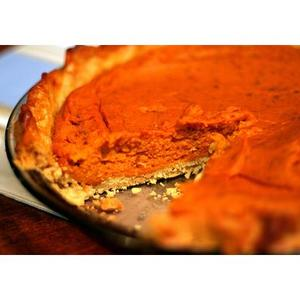 Sweet Sweet Potato Pie
