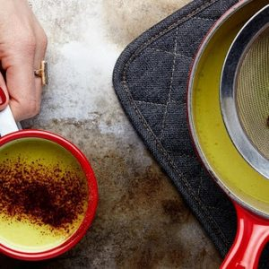 Golden Milk Turmeric Tea recipes