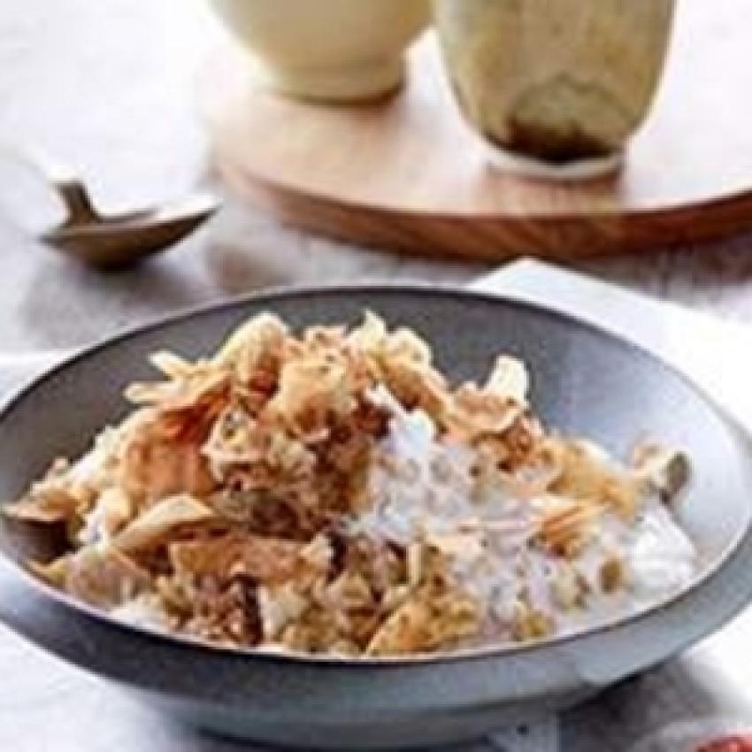Coconut Chai-Spiced Oatmeal recipes