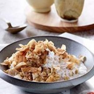 Coconut Chai-Spiced Oatmeal recipes