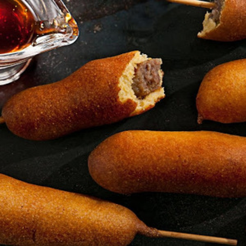 Breakfast Corn Dogs recipes