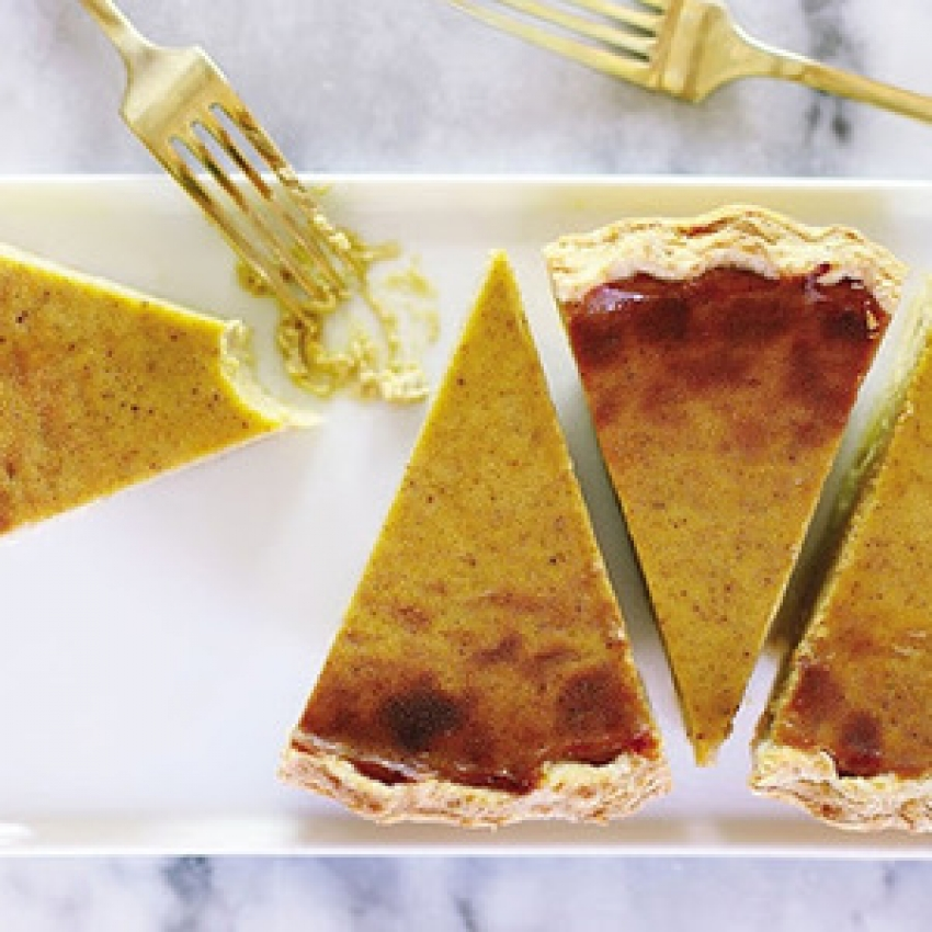 Vegan Pumpkin Pie recipes