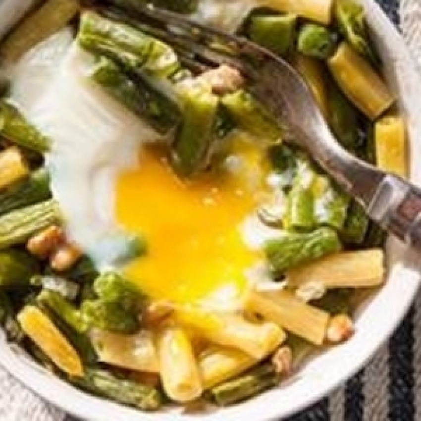 Sunny-Side Beans recipes