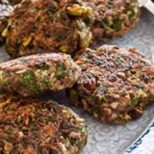 Pistachio Breakfast Sausage Patties recipes