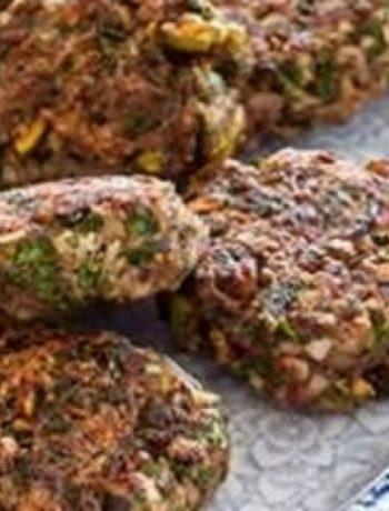 Pistachio Breakfast Sausage Patties recipes