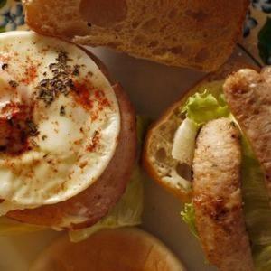 Deli Breakfast Sandwiches
