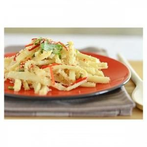 Bamboo Shoots As Side Dish