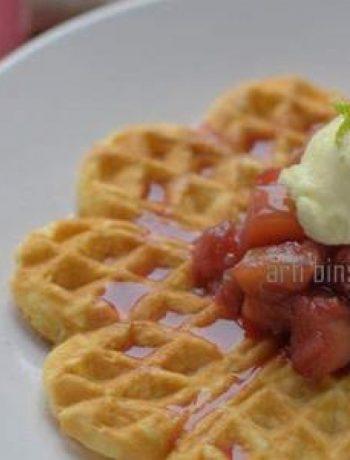 Gluten-Free Hot Waffles