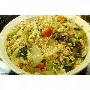 Rice and Barley Side Dish