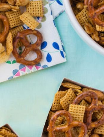 Honey-Mustard Snack Mix recipes