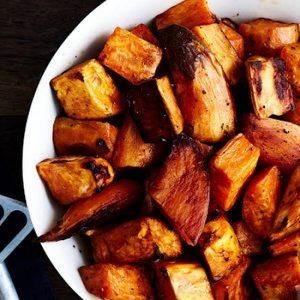 Roasted Sweet Potatoes recipes