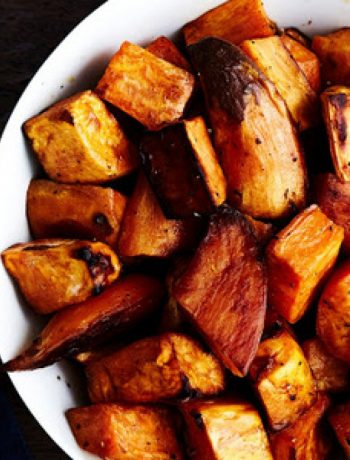 Roasted Sweet Potatoes recipes