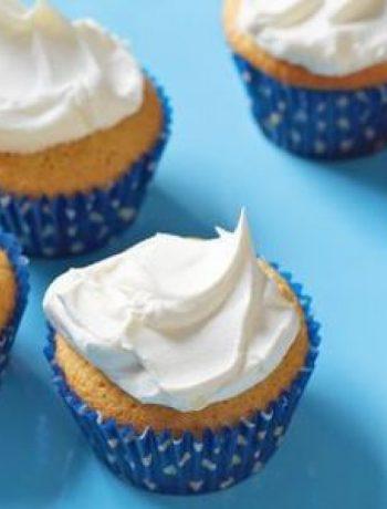 Gluten-Free Yellow Cupcakes