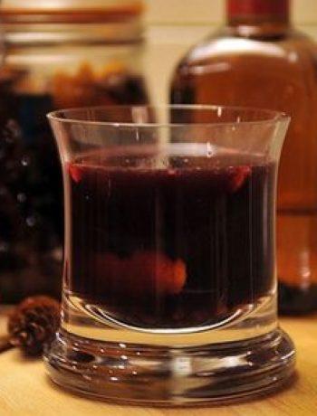 Spiced Gløgg with Port Wine and Cointreau