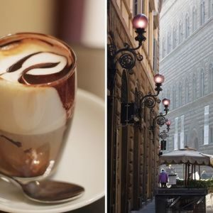 Tiramisu al Caffe Marocchino