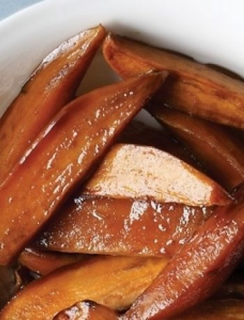 Bourbon Sweet Potatoes recipes