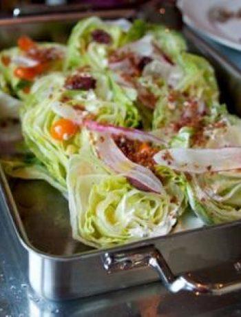 Bacon Ranch Salad, Now In Vegan Form!