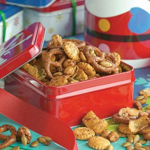 Munch & Crunch Snack Mix