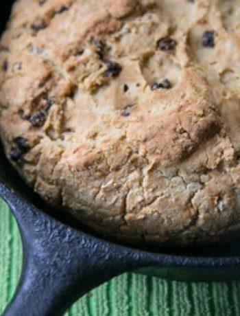 gluten-free Irish soda bread recipes