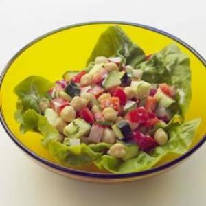 Greek Diner Salad