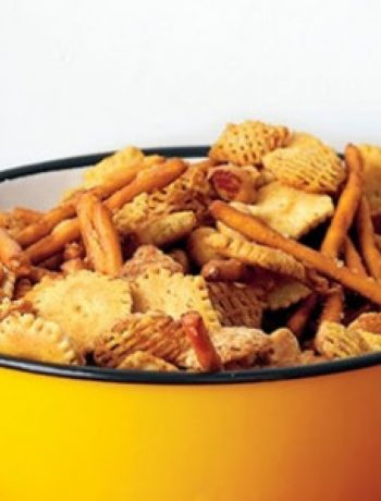 Chesapeake Bay Snack Mix recipes