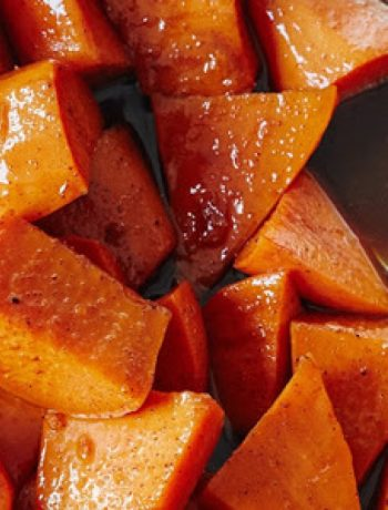 Candied Sweet Potatoes recipes