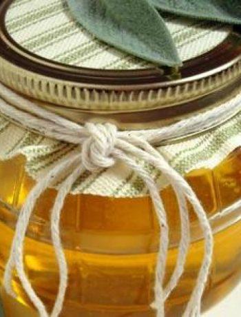 Herb Infused Honey