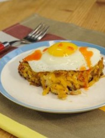 Sunny's Easy Breakfast Cottage Pie