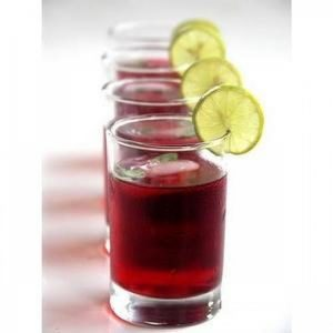 Iced Roselle Tea