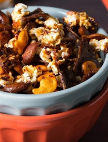 Scary Barbecue Snack Mix recipes