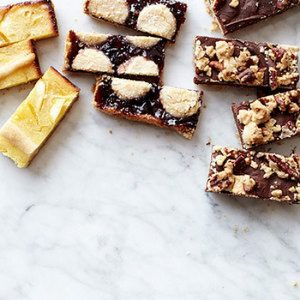 Mixed Berry Snack Bars