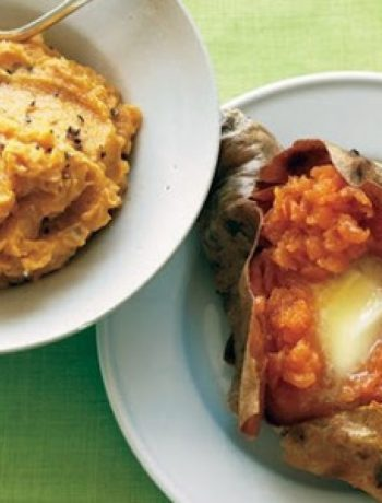 Mashed Sweet Potatoes recipes
