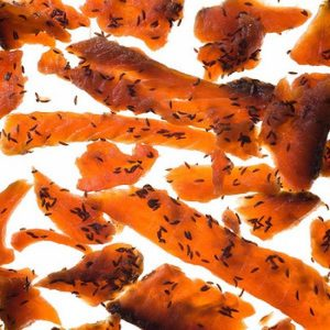 "Salmon Jerky ""Candy"" recipes"