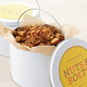 Nuts and Bolts Snack Mix recipes