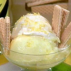Limoncello Dessert