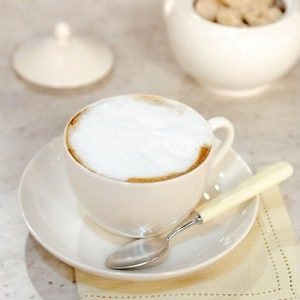 Low-Fat Morning Latte