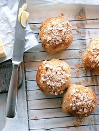 Whole Wheat Dinner Rolls