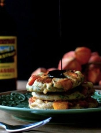 Savory Morning Fritters