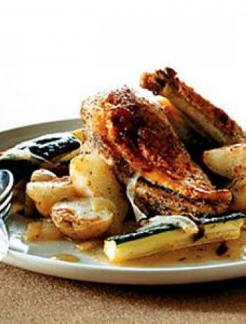 Roast Chicken Dinner