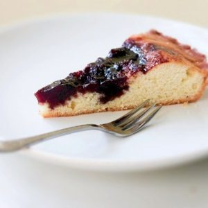 Weekend Dessert – Blackberry Crostata