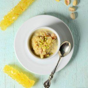 Quinoa Kheer Dessert
