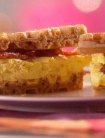 Morning Waffle Dip