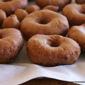 Sunday Morning Doughnuts