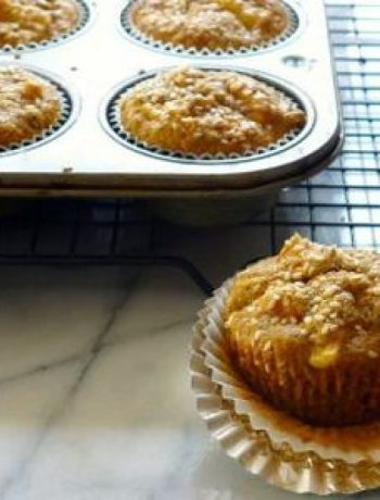 Seeded Morning Glory Muffins
