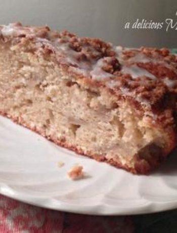 Morning Apple Cake