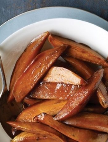 Bourbon Sweet Potatoes