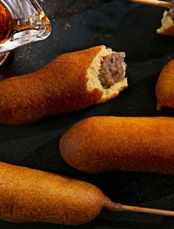 Breakfast Corn Dogs Recipe