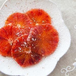 Moroccan Orange Dessert