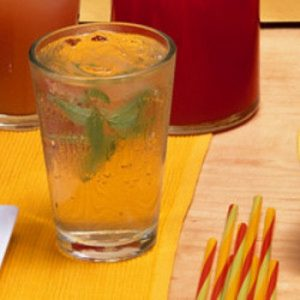 Lemon Verbena Drink Recipe