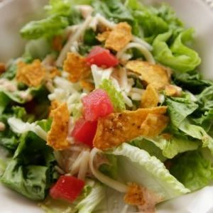 Taco Ranch Side Salad